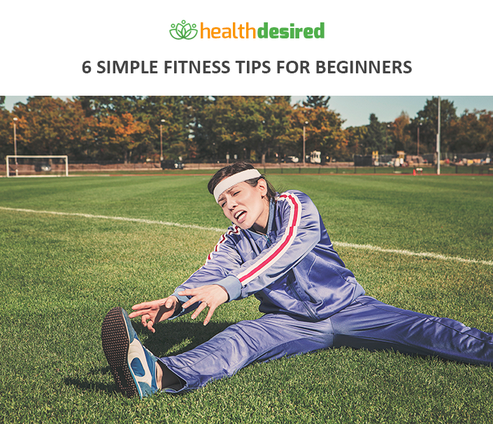 simple fitness tips for beginners