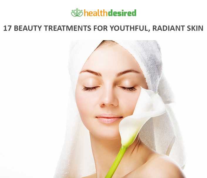youthful radiant skin