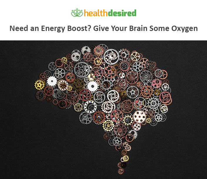 how to get more oxygen to your brain